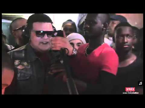 SADEK freestyle planete rap 05/03/2113