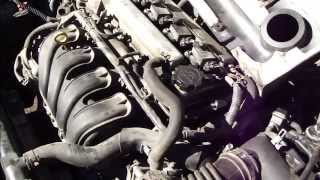 getlinkyoutube.com-How to fix issues with bad idle speed VVT-i engine Toyota Corolla. Years 2000 to 2015