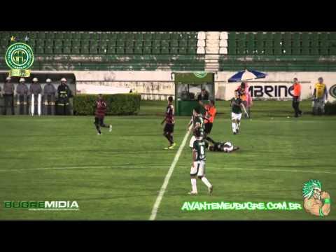 Guarani 2 x 1 Oeste - Campeonato Paulista 2012 - 21/01/2012