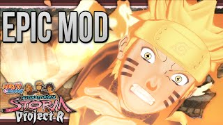 getlinkyoutube.com-REALISTIC TEXTURES (PROJECT R) PC MOD | NARUTO SHIPPUDEN: Ultimate Ninja STORM REVOLUTION