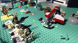 getlinkyoutube.com-LEGO Star Wars: Battle of Kashyyyk