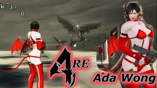 getlinkyoutube.com-Ada Wong Hallowen Cosplay  & Angels Mod Resident Evil 4