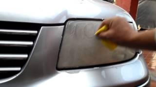 getlinkyoutube.com-TUTORIAL, COMO PULIR FAROS DE AUTO PROFESIONALMENTE EN SEGUNDOS