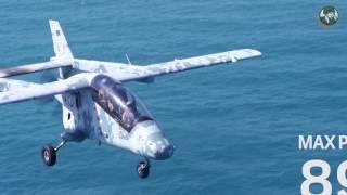 getlinkyoutube.com-Mwari Paramount Group light reconnaissance aircraft SMART precision strike South Africa IDEX 2017