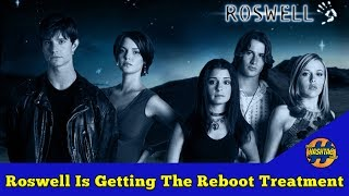 EXCLUSIVE: Roswell Reboot Casting Breakdowns!