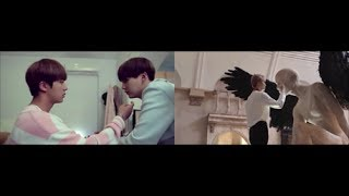 BTS FESTA | HOME PARTY 2017   Blood, Sweat & Tears (피 땀 눈물) Parody