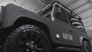 getlinkyoutube.com-RAPTOR® Land Rover Makeover