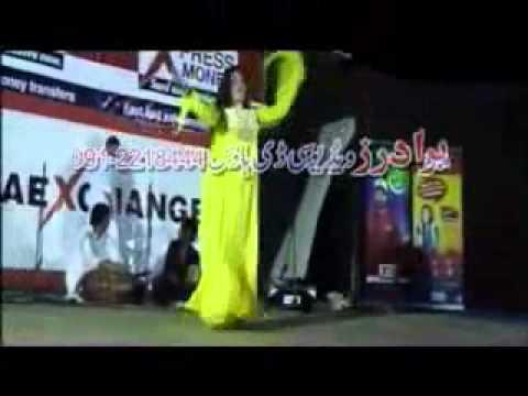 Salma Shah Dubai New Show Song Baran Che Rawarige 2012