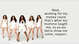 getlinkyoutube.com-BOSS - Fifth Harmony Lyrics