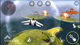 getlinkyoutube.com-GUNSHIP BATTLE : Episode 9 Mission 3 - F-14 Tomcat