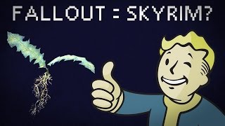 getlinkyoutube.com-Could Fallout 4 and Skyrim ever take place in the same universe?