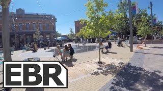 Let's Ride: Fort Collins Colorado, Peach Festival, Old Town, CSU, Farmers' Market & More