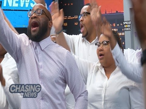 Newark-Based Gospel Choir Performs In Studio Ahead Of Gospelfest 2017
