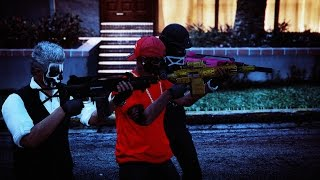 """getlinkyoutube.com-GTA 5 Online PC Killing Other Players #27 """"Dirty Russian Gets Smacked"""""""