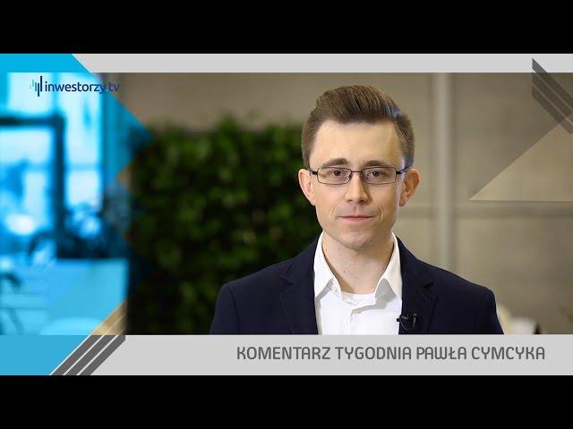 Paweł Cymcyk, #49 KOMENTARZ TYGODNIA (16.12.2016)
