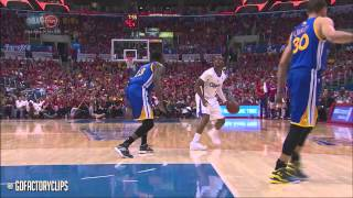 getlinkyoutube.com-Chris Paul Full Highlights vs Warriors 2014 Playoffs West R1G7 - 22 Pts, 14 Ast