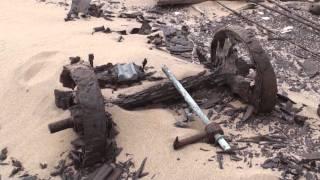 getlinkyoutube.com-Namib desert  4x4 trip