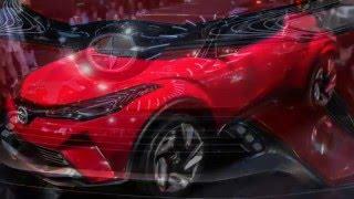 getlinkyoutube.com-New 2016 Scion C-HR Concept Car World Debut