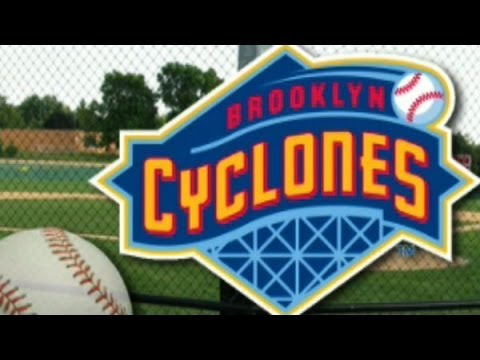 Brooklyn Cyclones Baseball