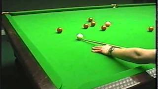 The basic snooker shots