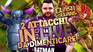 getlinkyoutube.com-Clash of Clans: 2 Attacchi live in War da Dimenticare.