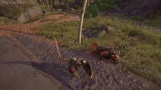ELEX - Berserker Faction Gameplay Trailer