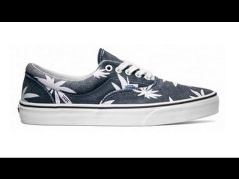 Shoe Review: Vans Van Doren 'Palm Leaf' Era (Navy)