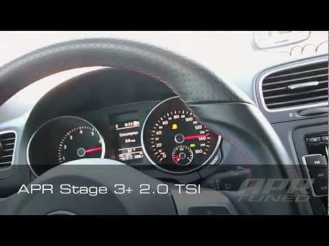 APR 2.0 TSI Stage III+ Acceleration