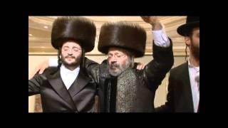 getlinkyoutube.com-big Wedding of son of GRAND REBBE OF NIKLESBURG RABBI JUNGREIS