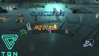 DCUO | Quantum DPS | PVP | Duels in HQ