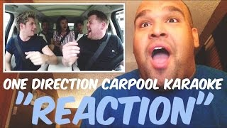 getlinkyoutube.com-One Direction Carpool Karaoke [REACTION]