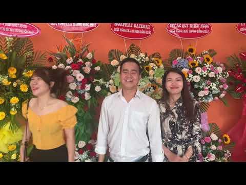 Hình ảnh khai trương NPoil Hà Minh Ân 27/06/2020