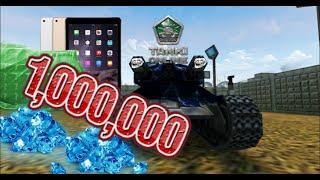 getlinkyoutube.com-Tanki Online: 1,000,000 Crystals Giveaway - Troll Montage