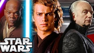 What if Mace Windu Arrested Palpatine with Anakin in Revenge of the Sith? Star Wars Theory