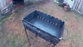 getlinkyoutube.com-МАНГАЛ СВОИМИ РУКАМИ! (ОПТИМАЛЬНЫЕ РАЗМЕРЫ) barbecue facilities