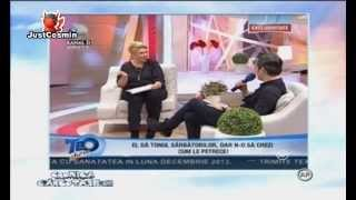 getlinkyoutube.com-Cronica Carcotasilor 11.12.2013 (Balbe si tampenii televizate)