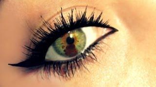 getlinkyoutube.com-Liquid Eyeliner for Dummies!