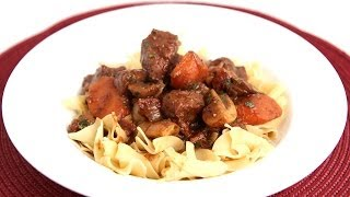 getlinkyoutube.com-Beef Bourguignon Recipe - Laura Vitale - Laura in the Kitchen Episode 735