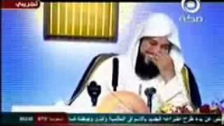 الشيخ محمد العريفي و كذبة مصري افقدته السيطرة من الضحك