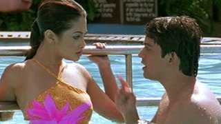 getlinkyoutube.com-Riya Sen's does her swimming | 3 Bachelors