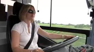 getlinkyoutube.com-Fiche métier - Conducteur(trice) de bus ou d'autocar