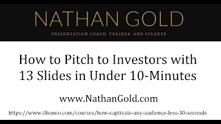 getlinkyoutube.com-How To Pitch To Investors With 13 Slides In Under 10 Minutes