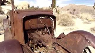 getlinkyoutube.com-California'sOldest ..overParked... Chevy PickUp... Feb.2011