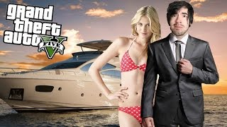getlinkyoutube.com-YATES, DROGAS, BUBIS Y MAS!! | GTA V (5) - JuegaGerman