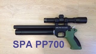 SPA PP700 PCP PISTOL