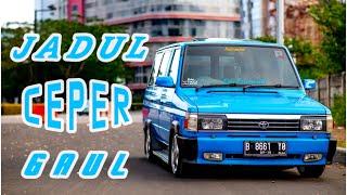 Kumpulan Modifikasi Toyota KIJANG Kotak CEPER & GAUL