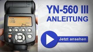 getlinkyoutube.com-Yongnuo 560 III deutsche Bedienungsanleitung und Produktvorstellung
