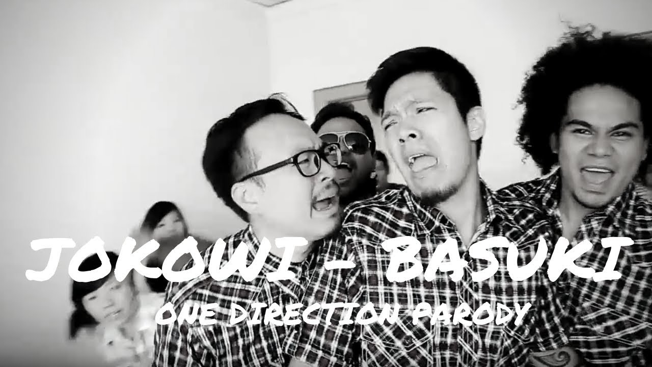 Ini Video parody What Makes You Are Beatiful parody ini dibuat untuk mendukung jokowi!!! Bagi pendukung jokowi atau yang suka jokowi WOW-Nya Donk!!!!