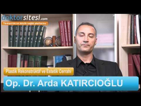 Göz Kapağı Estetiği Op.Dr. Arda Katırcıoğlu.flv
