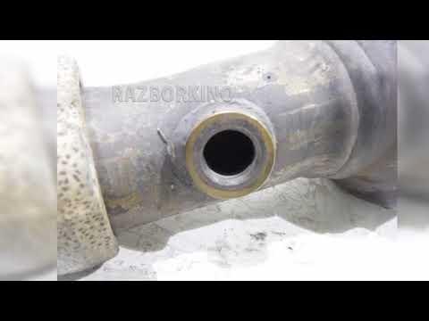 Катализатор Mercedes W166 ML A1664901514